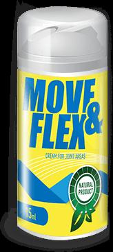 Move & Flex - názory - lékárna – efekty