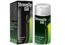 StrongUp Gel - Cena - Složení - Lékárna - Účinky - Amazon - kapky