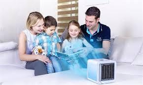 Cube air cooler - Recenze - stojí za to? - Složení