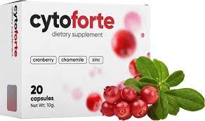 CytoForte - jak používat - Amazon - výrobce - stojí za to? - Prodejna - Lékárna