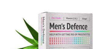 Men's Defence - účinky - výrobce - kde koupit