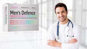 Men's Defence - prodejna - recenze - forum