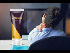 Arthrolon - kapky - recenze - složení