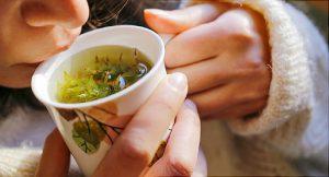 Herbal Tea - tablety - kapky - krém