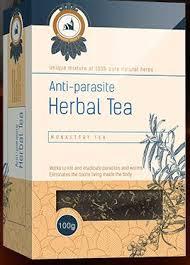 Herbal Tea Anti Parasite - Amazon - jak používat - kde koupit