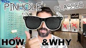Pinhole Glasses - stojí za to? - forum - recenze