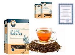 Herbal Tea Anti Parasite - kapky - složení - účinky