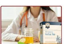 Herbal Tea Anti Parasite - tablety - výrobce - cena